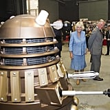 The Daleks are always watching.