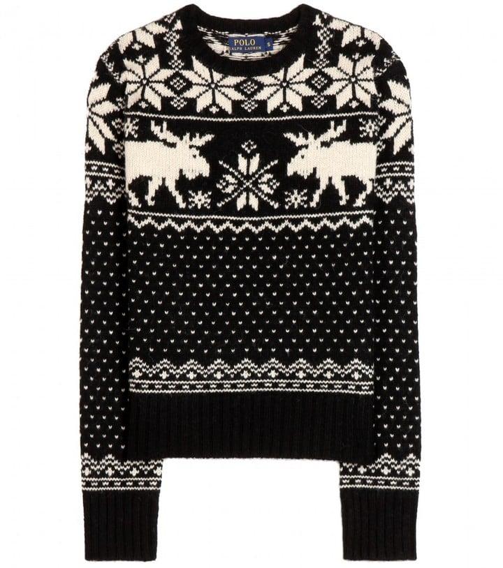 Polo Ralph Lauren Wool Knit Sweater