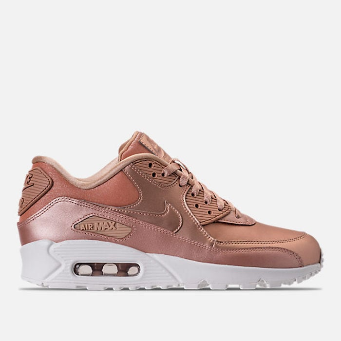 watch b021f fee7e Nike Air Max 90 Premium Running Shoes