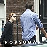 Emma Watson and Her Hot Beau Show PDA