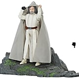Luke Skywalker on Ahch-To Island Figurine