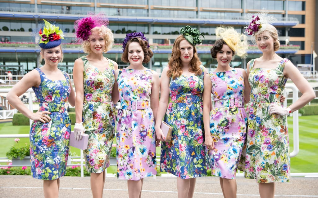 Fashion and Hats at Royal Ascot 2016