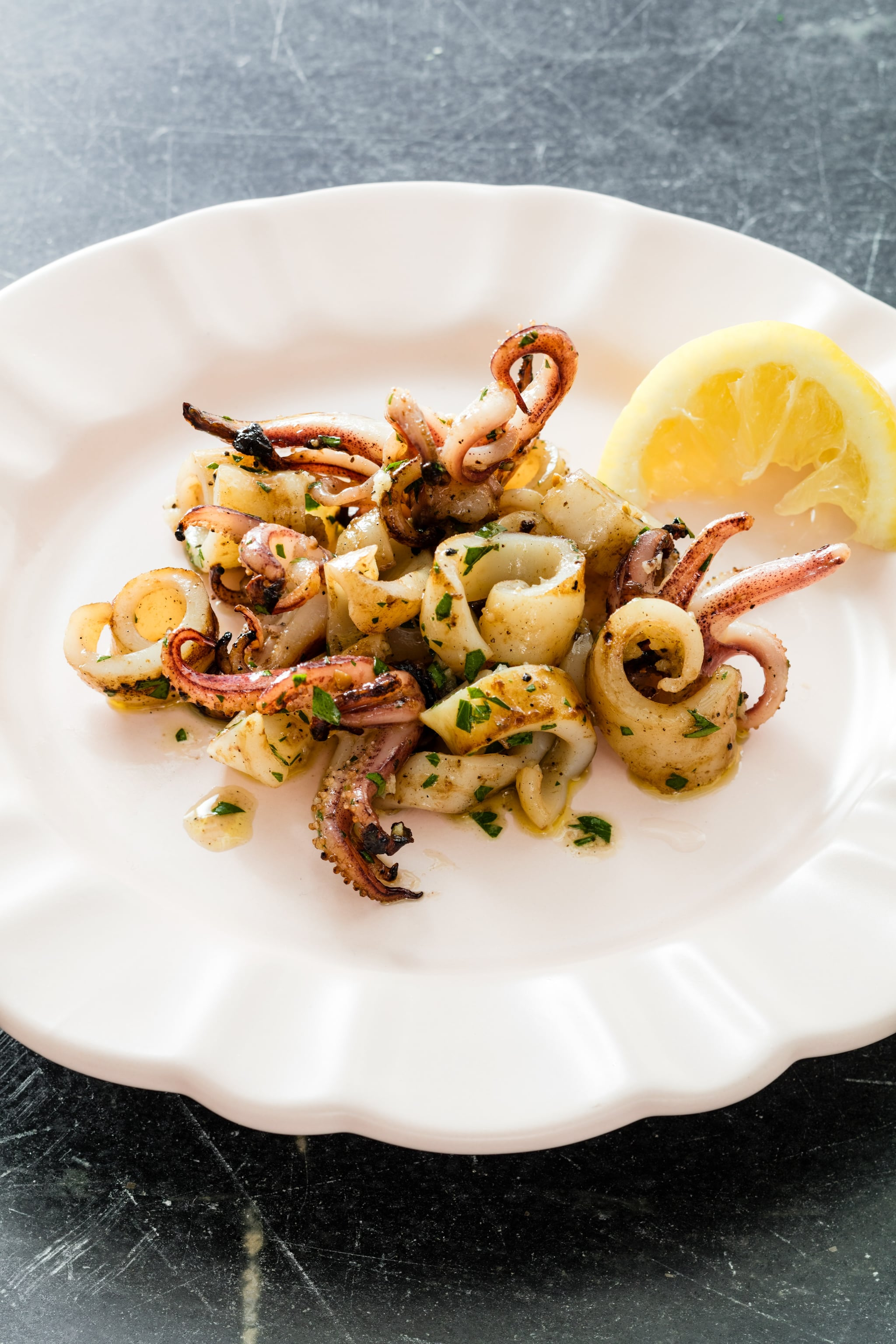 Easy Grilled Calamari Recipe | POPSUGAR Food