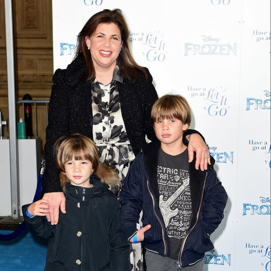 Kirstie Allsopp Flies Business Class With Kids in Coach