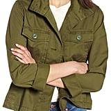 Madewell Crop Anorak Jacket