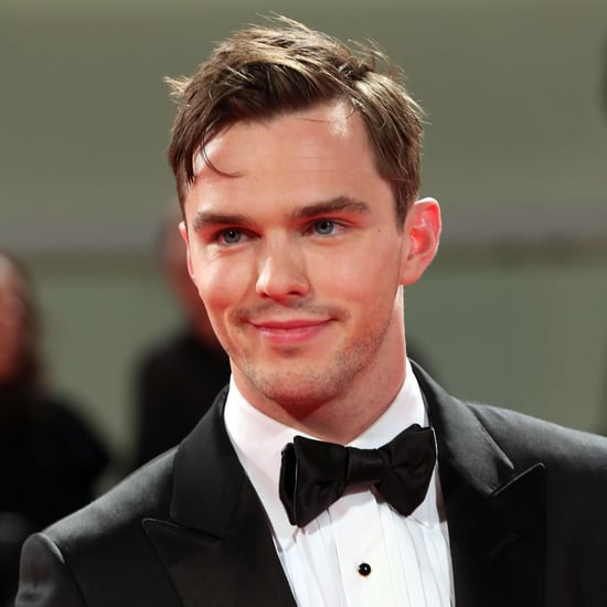 Photos of Nicholas Hoult at the Venice Film Festival 2015