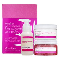 Saturday Giveaway! Murad the Power of Pomegranate Set