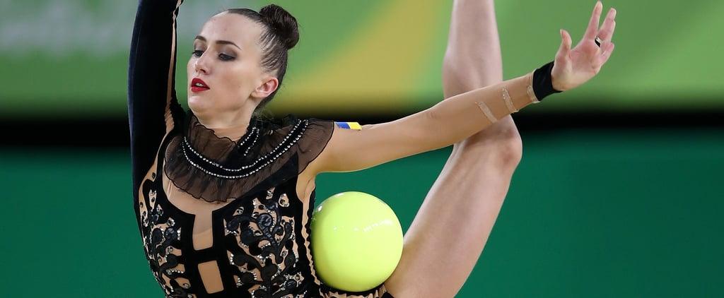 """""""I Put a Spell on You"""" Rhythmic Gymnastics Routine Rio 2016"""