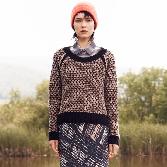 Club Monaco Fall 2012 Collection Pictures