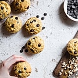 Black Walnut Chocolate Chip Low-Carb Muffins