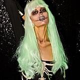 Glow-in-the-Dark Wig