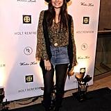 Nicole Richie: A Fashion Metamorphosis