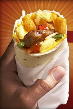 McDonalds to Give Away Over Two Million McSkillet Burritos