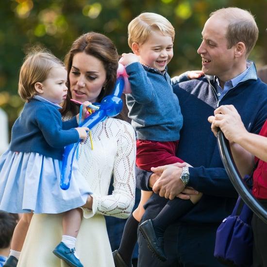 Kate Middleton's Letter For Children's Hospice Week 2018