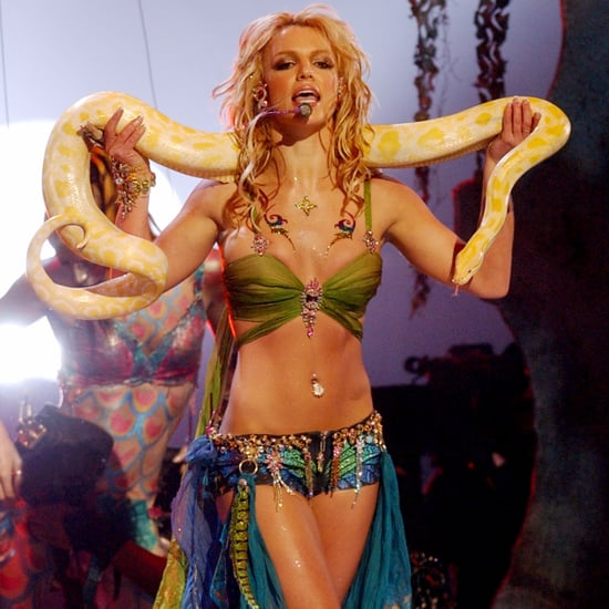 Iconic Britney Spears Costume Ideas