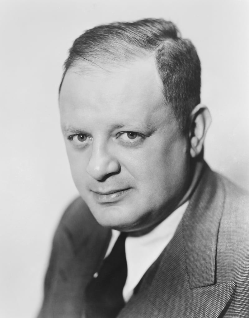 Herman Mankiewicz in Real Life (1897-1953)