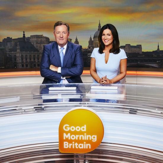 Piers Morgan Leaving Good Morning Britain, Confirms ITV