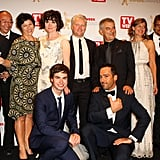 2012: The Cast of The Slap