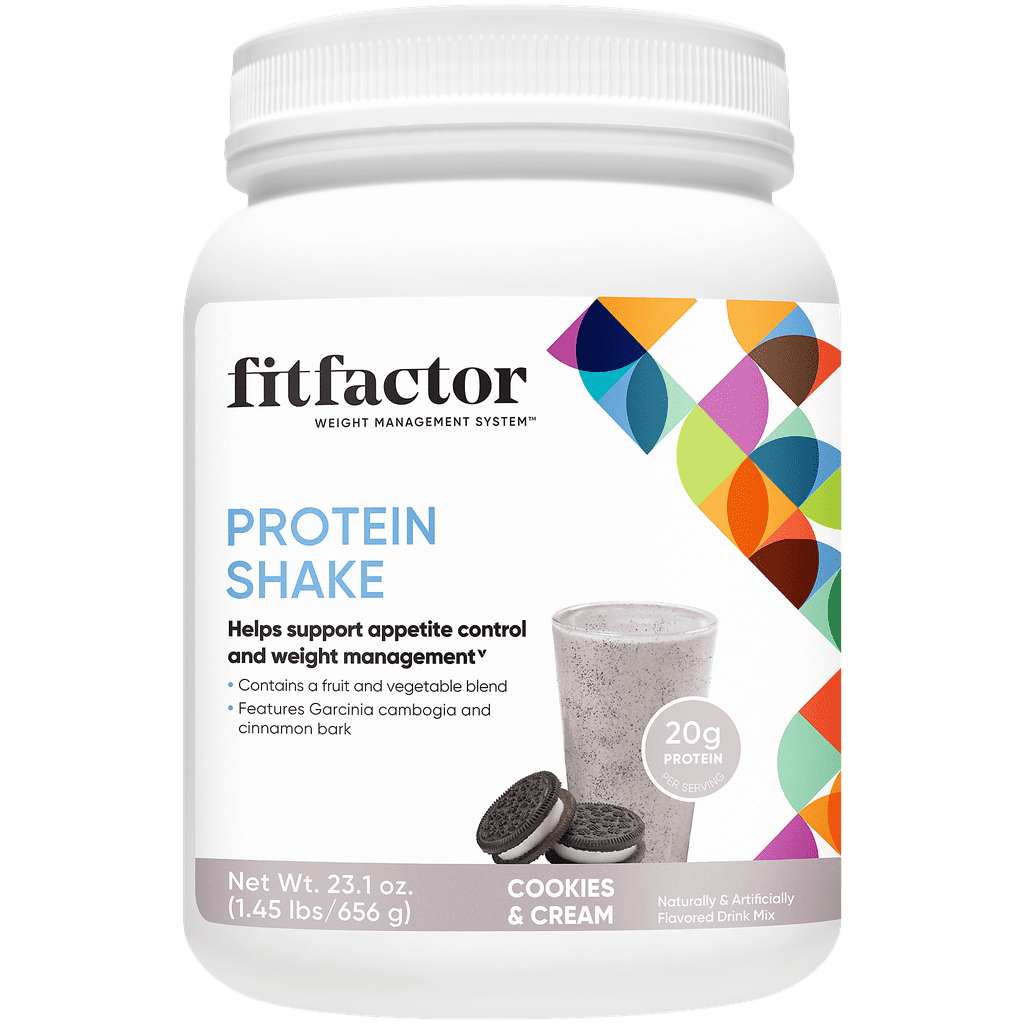 fitfactor Protein Shake - Cookies and Cream
