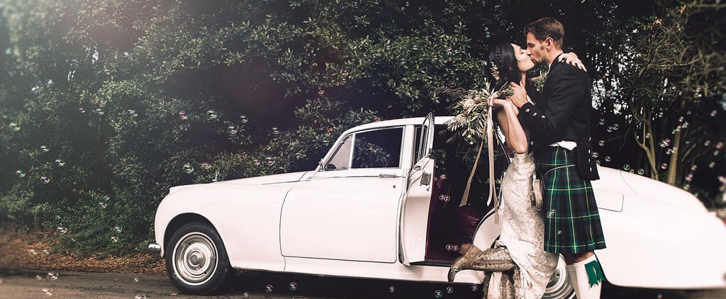 This Bride Decided to Swap Her Heels For Cowboy Boots on Her Wedding Day