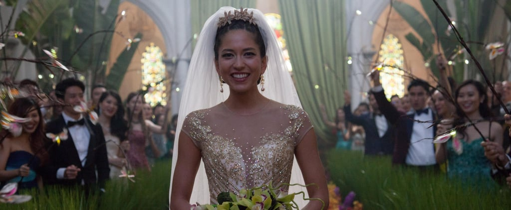 Crazy Rich Asians Wedding Dress