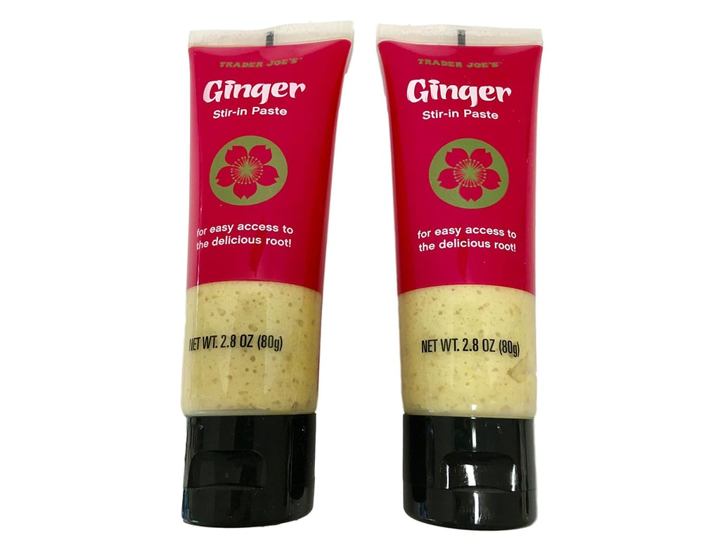 Stir-In Ginger Paste
