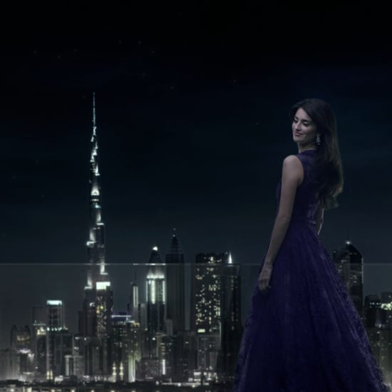Penelope Cruz Stars in Dubai Commercial For Sama By Damas