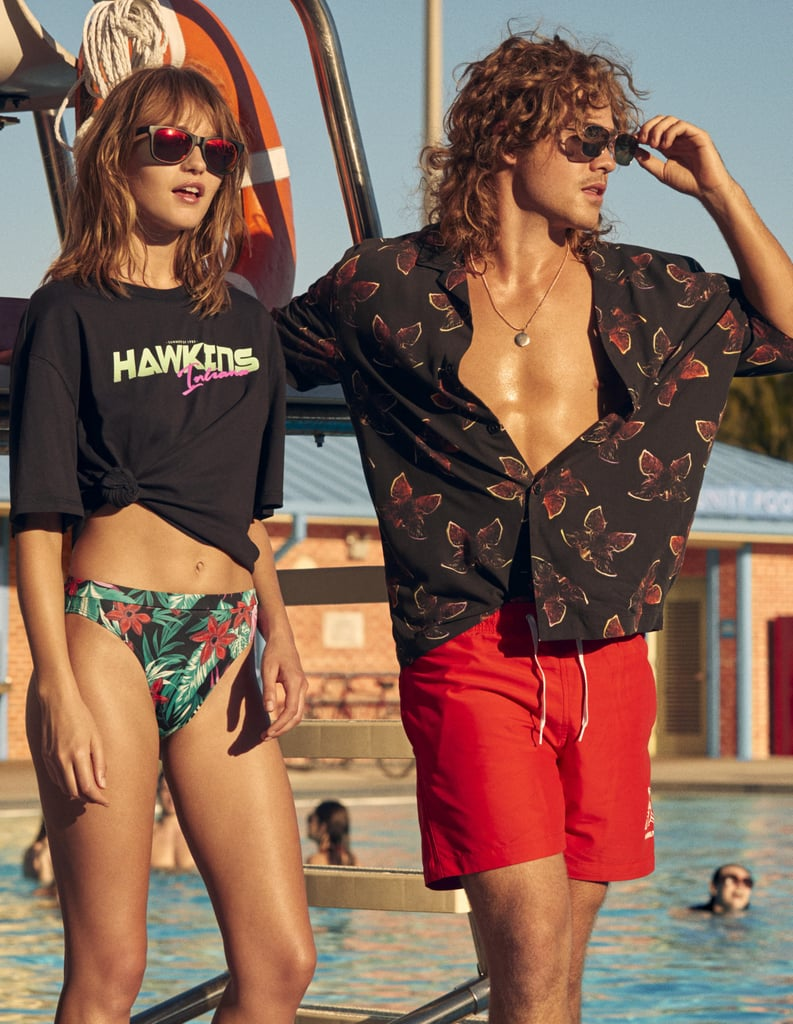 H&M Stranger Things Collection Summer 2019