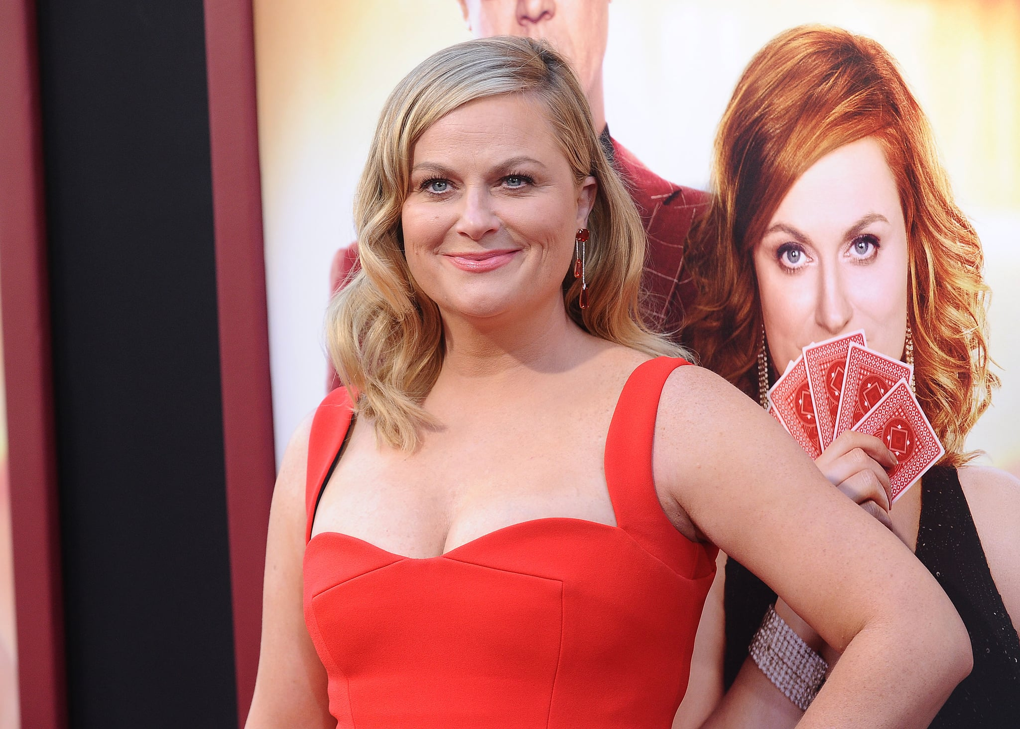HOLLYWOOD, CA - JUNE 26:  Actress Amy Poehler attends the premiere of