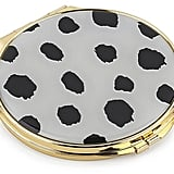 Flamingo Dot Boudoir Chic Compact