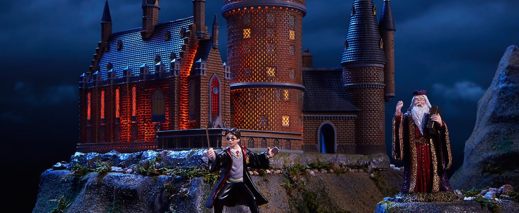 Harry Potter Christmas Village