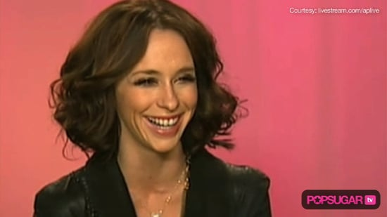 "Video: Jennifer Love Hewitt Talks ""Vajazzle"" & Breakup"