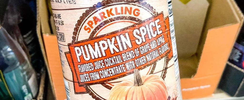 Aldi Is Selling Sparkling Pumpkin Spice Juice