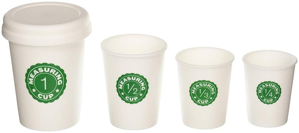 Kikkerland Nesting Measuring Cups