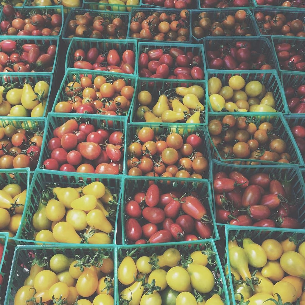 Visit the local farmers market and stock up on your Summer favorites.