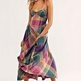 All Tied Up Midi Dress