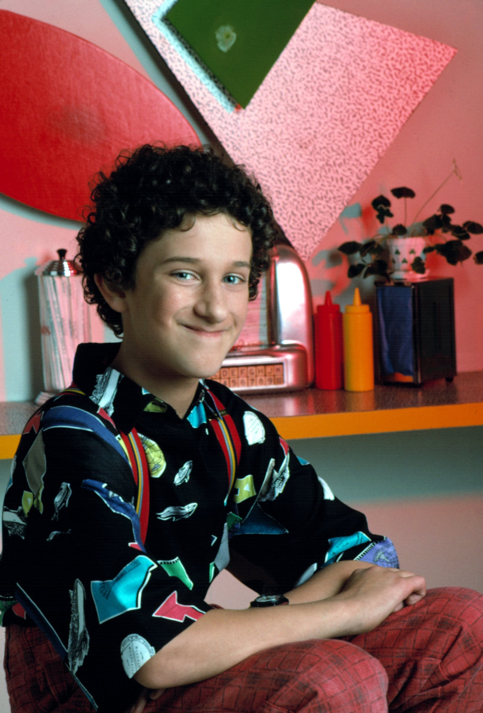 SAVED BY THE BELL, Dustin Diamond (as Screech), 1989-1993