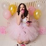Adult Cake Smash Birthday Photos