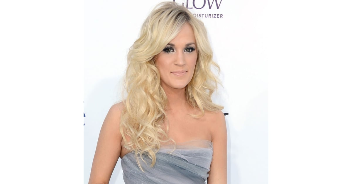 Carrie Underwood S Hair And Makeup At The 2012 Billboard
