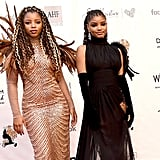 Chloe x Halle at the 2019 Wearable Art Gala