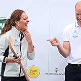 Kate Middleton Coming in Last Place at King's Cup Race 2019