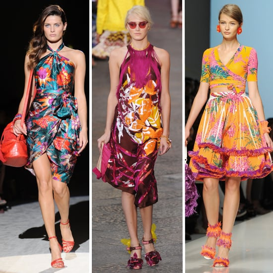 Spring 2012 Trend: Tropical Brights