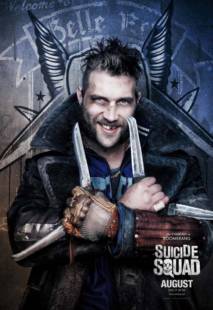 Boomerang From Suicide Squad