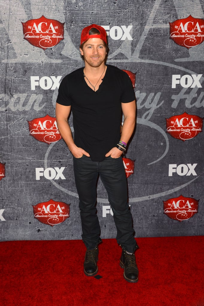 Kip Moore made an appearance at the American Country Awards.