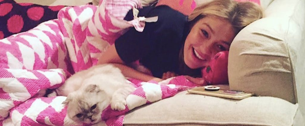 26 Times You Wished You Were Taylor Swift's Cats