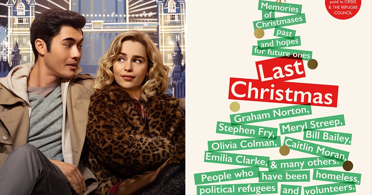 Last Christmas Film.Last Christmas Movie Companion Book Of Celebrity Essays