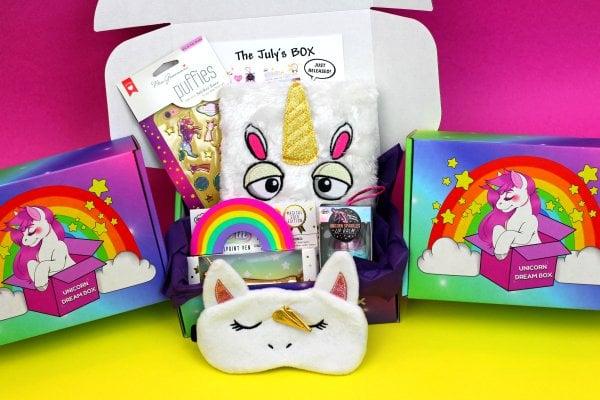 Unicorn Dream Box