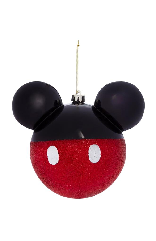 mickey mouse ornament 7 - Mickey Mouse Ornaments Christmas