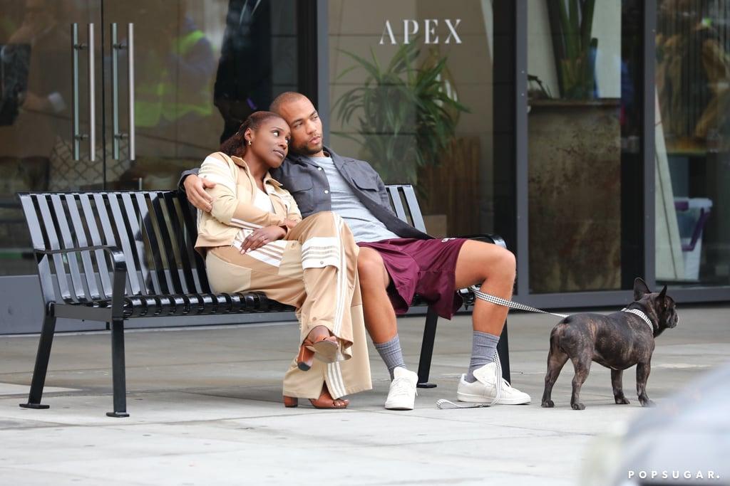Insecure: Issa Rae and Kendrick Sampson Season 5 Photos