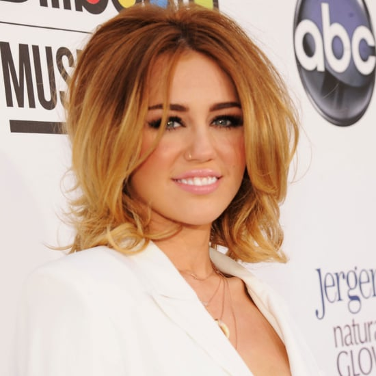 Miley Cyrus White Blazer Billboard Awards 2012 Pictures